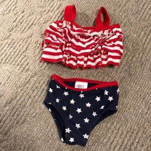 EUC Carter's infant 6 month swimsuit